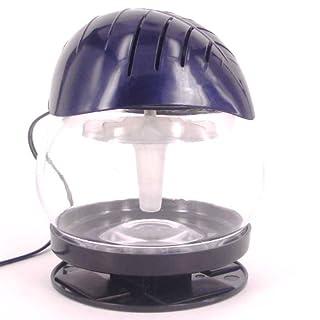 Luftreiniger Blatt-ohne Filter-Diffuser mit ätherischen Ölen, Luftbefeuchter, Ionisator Aseptiseur Aromatherapie. 15 x 10 cm