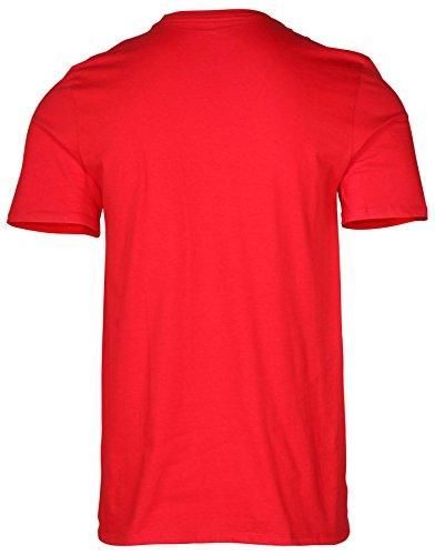 Nike nike short de tennis pour femme border Rouge / Noir / Blanc