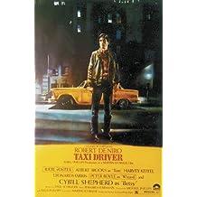"Póster de la película ""Taxi Driver"" Yellow Taxi/Taxi amarillo (68,5cm x 101,5cm)"