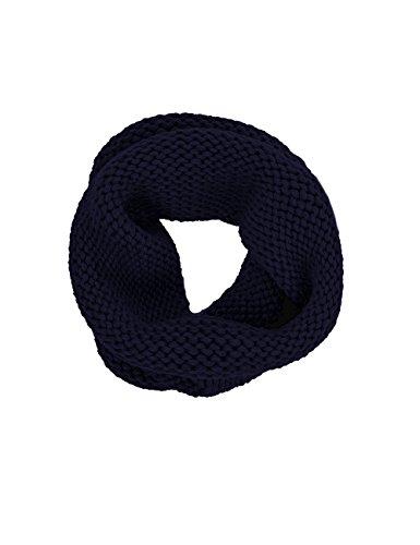maximo Jungen Tube for all Schal, Blau (Navy 48), One size (Herstellergröße: 1sz.)