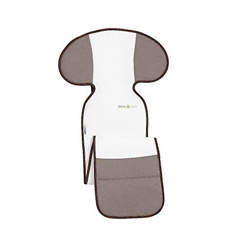 Preisvergleich Produktbild Odenwälder 10120-655 mandel Babycool-Autositz-Auflage groß