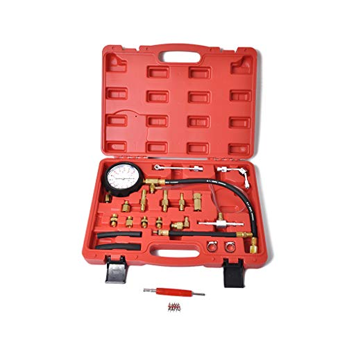 Hotaluyt TU-114 Fuel Injection Manometer Auto Diagnose-Tools Einspritzpumpe Tester Benzin-Werkzeug-Set