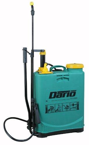 Dario Tools CMB382160 Drucksprüher für den Rücken, Rückenspritze, 16 l, Grün