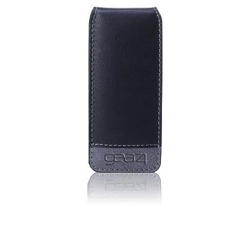 GEAR4 LeatherJacket Flip Leather Case for New Apple iPod Nano G5