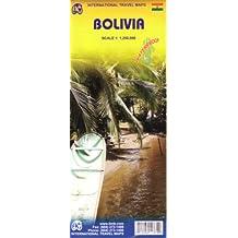 Bolivia : 1/1 250 000