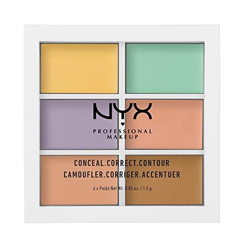 NYX Palette correctrice de couleur