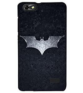 PRINTSHOPPII BATMAN FANS Back Case Cover for Huawei Honor 4C::Huawei G Play Mini