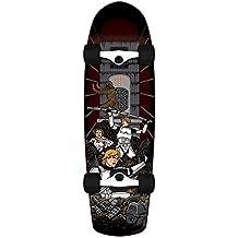 Skate longboard cruiser complete ¨Santa Cruz¨. STAR WARS TRASH COMPACTOR 30.7 X8