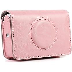Qualité PU Cuir Camera Bag Retro Coque de protection pour appareil photo Polaroid Snap Touch Modèle