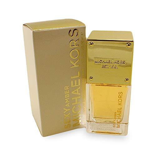 Michael Kors Sexy Amber femme / woman, Eau de Parfum, Vaporisateur / Spray 30 ml, 1er Pack (1 x 1 Stück) -