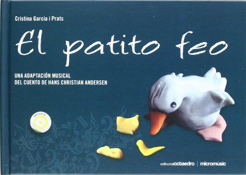 EL PATITO FEO (CUENTO CON CD AUDIO) (Cuentos infantiles) - 9788499211039