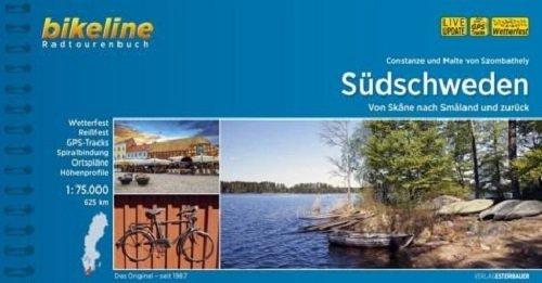 Südschweden: Von Skåne nach Småland und zurück. 625 km (Bikeline Radtourenbücher): Alle Infos bei Amazon