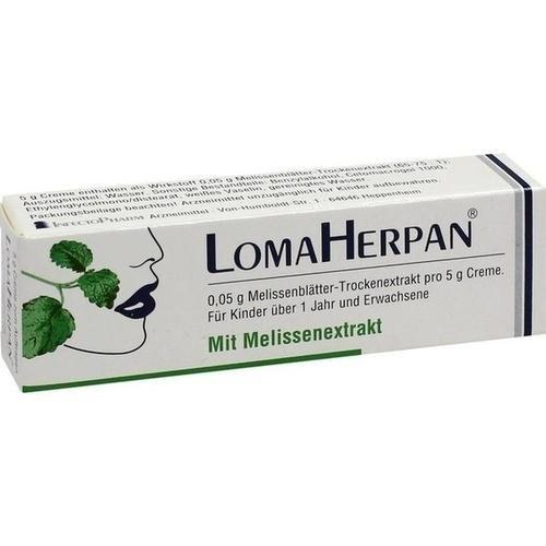 Lomaherpan Creme, 5 g