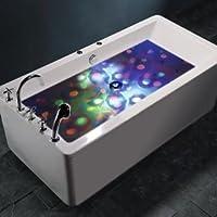 The Glowhouse SENSORY BATH DISCO LIGHT WATER LIGHT SHOW - SENSORY, AUTISM, SPECIAL NEEDS