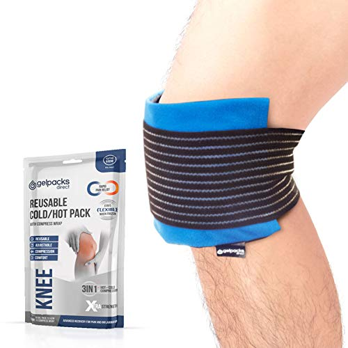 GelpacksDirect - Bolsa gel aplicar frío calor - Con