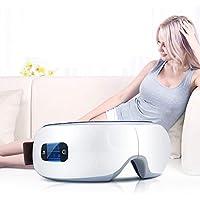 Preisvergleich für Coldless Augemassager Maschine Elektrische wiederaufladbare Vision Care Gerät - Augen Relax Therapie mit Wireless-Digital-Hitze-Musik...
