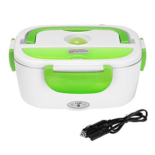 YISSVIC Elektrische Lunchbox Speisenwärmer Tragbare Food Box für das Auto