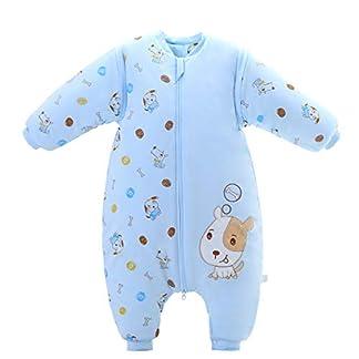Saco de dormir para bebé de 3,5 tog