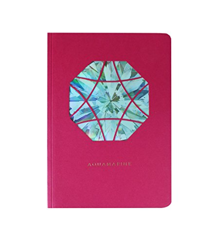 The Birthstone Collection Notebook - Aquamarine by Portico