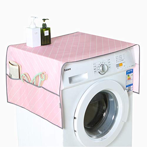 Qearly Multi-Purpose Oxford Cloth Staub Cover Cabinet Cover Aufbewahrungsbeutel-Rosa - Cabinet Cover