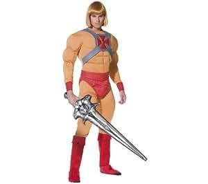Smiffy's He Man/Prince Adam Costume - size: medium
