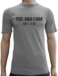 Touchlines Herren How I Met Your Mother - THE BRO CODE T-Shirt SF100