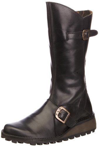 Fly London Mes, Women's Boots - Black, 7 UK