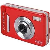 Vivitar VX035-RED-BOX-INT Appareil photo numérique 2,2'' 10 Mpix Zoom 4x Rouge