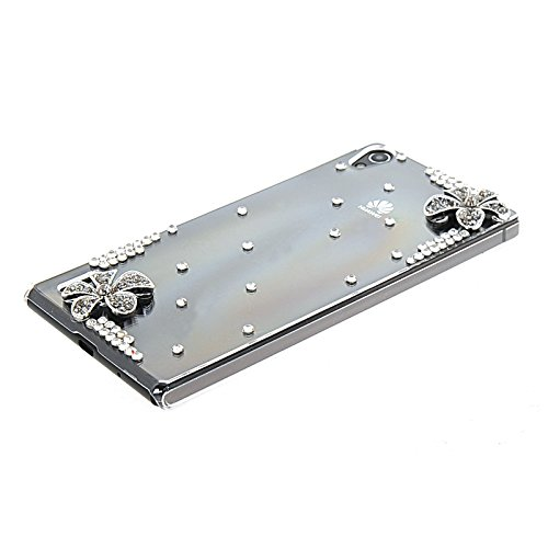MOONCASE Bling Crystal Shell Diamond Cover Housse Coque Etui Case Pour Apple iPhone 6 Plus A14431