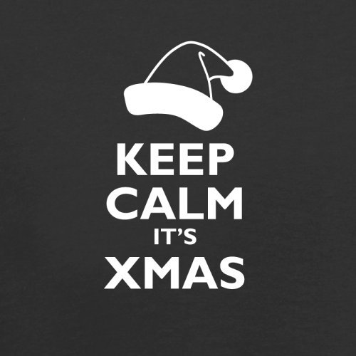 Keep Calm It's Xmas Christmas Apron