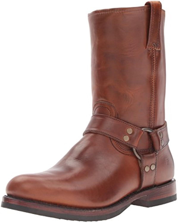 FRYE Men's John Addison Harness Boot