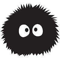 Pro Cut Graphics - Pegatina (vinilo), diseño de duende de polvo de Mi Vecino Totoro