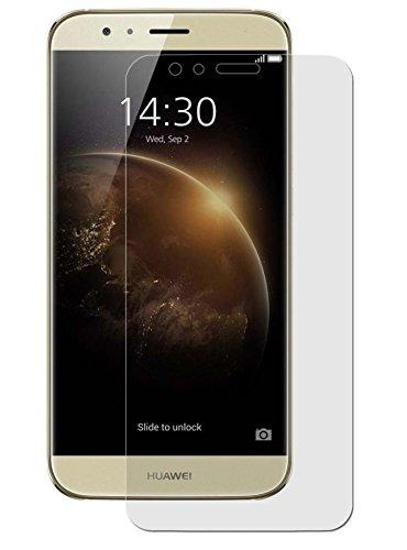 Huawei GX8 - 3x kristallklare Anti-Shock Bildschirmschutzfolie - crystal clear Bildschirm Schutz Folie Schutzfolie