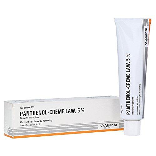 Panthenol, crema Law 100 g