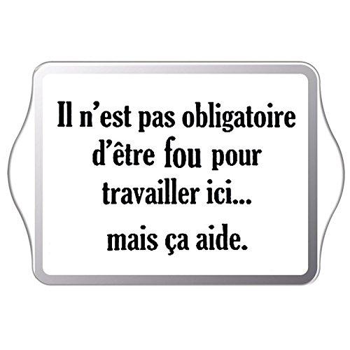 Éditions Clouet 58235 - Mini plateau \\
