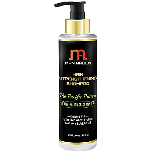 Man Arden The Pacific Prince Hair Strengthening Shampoo, 200ml
