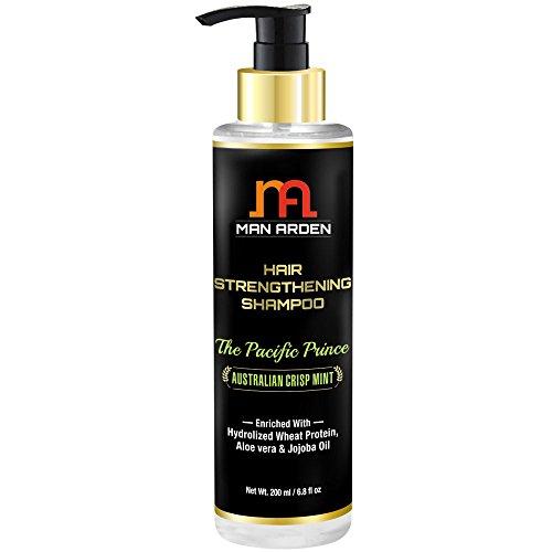 Man Arden The Pacific Prince Hair Strengthening Shampoo, 200ml