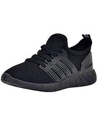 Mujer casual zapatos deportes Antideslizante,Sonnena Zapatos de mujer transpirables Zapatos Casuals Zapatos para correr Zapatos deportivos para estudiantes
