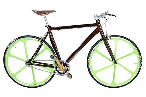Crab Design Bicicletta Da Uomo Modello Camaleonte Fixcamam1000s