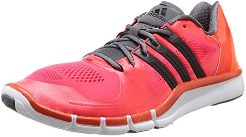 adidas M18107 - Zapatos polideportivas al aire libre para hombre, Multicolor (infred/black1/shagre), 12.0 UK -...