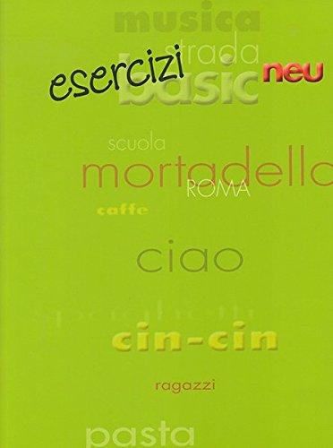 esercizi_basic_neu: Grammatiktrainer für Italienisch, 1. Lernjahr