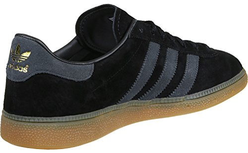 Scuro gum Gomma Grigio grigio Nero Adidas München Solido Nucleo pfn1q0