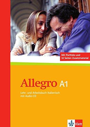 Allegro / Lehr- und Arbeitsbuch mit CD (A1)