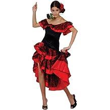 Comment s'appelle la robe du flamenco
