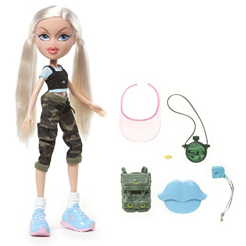 Bratz Cloe Fierce Fitness Puppe