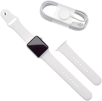 APPLE Watch 42mm, Deporte; Color Blanco (Certificado y General para embragues)