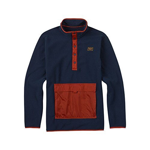 Burton Herren Hearth Fleecepullover Eclipse