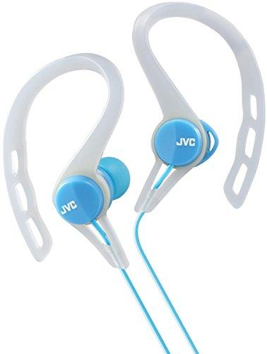JVC HA-ECX20-A-E - Auriculares de Clip, Color Azul