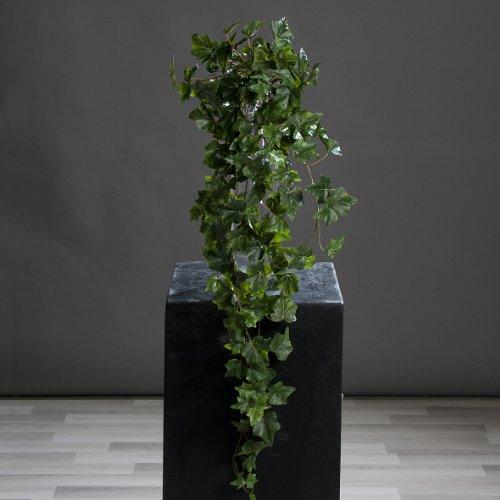 Kunstpflanze Mit grün/weißen Blättern