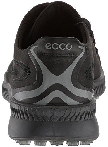 ECCO M S-Drive, Scarpe da Golf Uomo Nero (Black/black 51052)